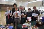 Second Place: Kinross Wolaroi School