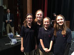 Sedgwick Middle School Team 3, winners of the 2016 USA National Final
