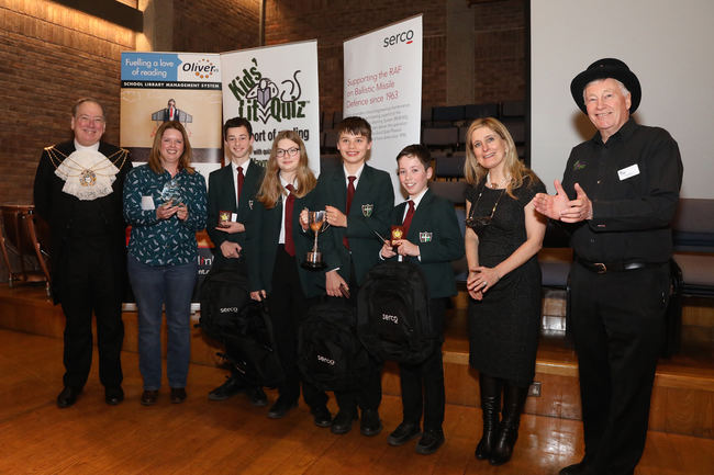 Keswick School 2019 UK Final Winners