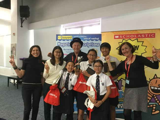 King George V School, Winners of the KLQ 2019 Hong Kong Final