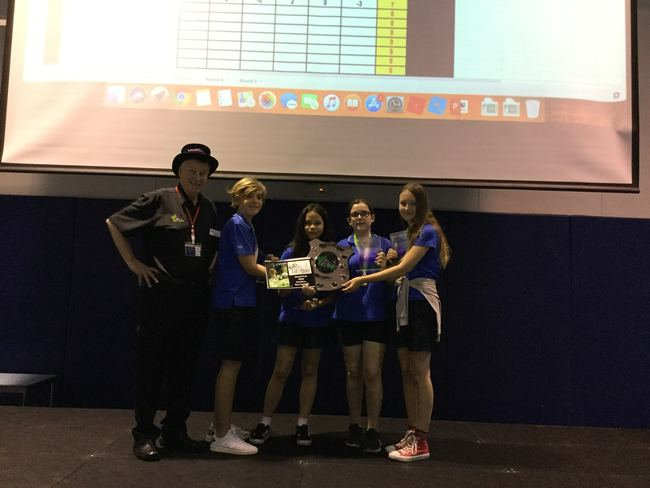 NIST International School, winners of the 2020 Thailand Final