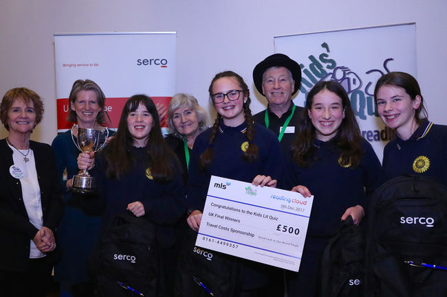Oxford High School, Winners of the 2017-18 KLQ UK National Final