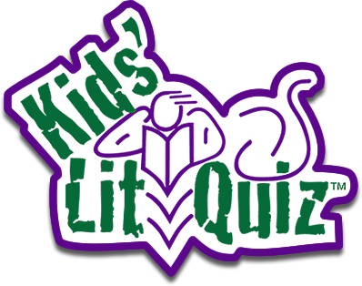 Kids' Lit Quiz logo